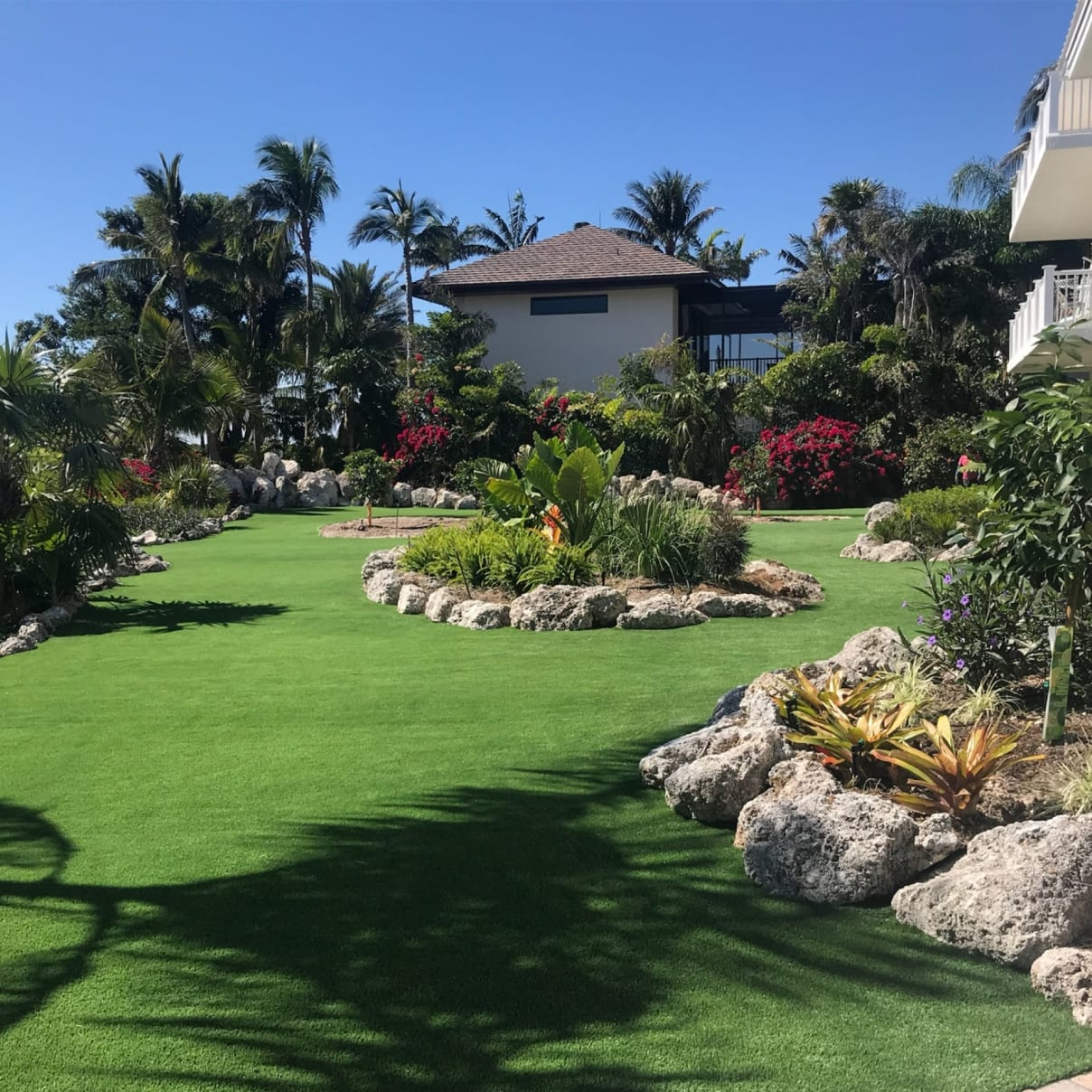 Artificial Turf - Green Roof Outfitters